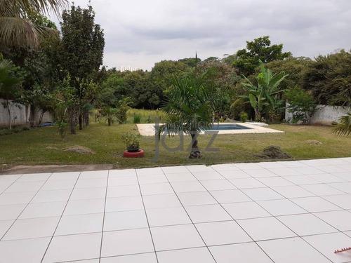Chácara Com 3 Dormitórios À Venda, 2205 M² Por R$ 1.500.000 - Vila Real Continuaçao - Hortolândia/sp - Ch0117
