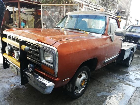 Chrysler Grua 1989