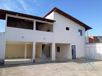 Prédio Comercial À Venda, Mondubim, Fortaleza. - Pr0007