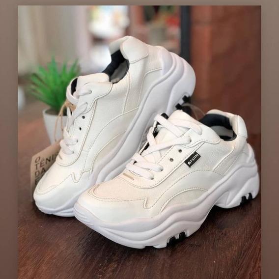 Tênis Farm Nave (dad Sneaker) - Branco