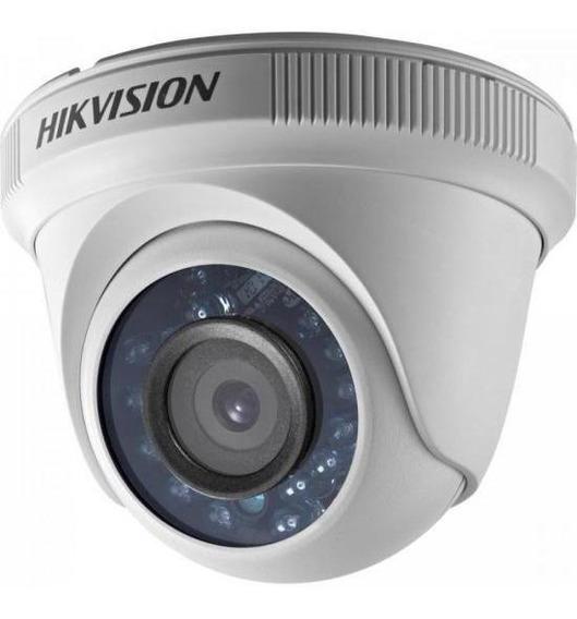 Câmera Dome 3.0p Ds-2ce56c0t-irpf Hikvision