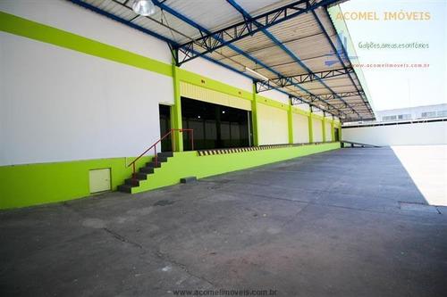 Imagem 1 de 7 de Galpões Para Alugar  Em Guarulhos/sp - Alugue O Seu Galpões Aqui! - 1466671