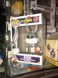 Funko Pop Bugs Space Jam Pop Televisión 10/10