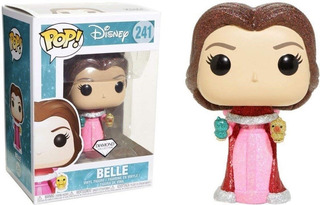 Funko Pop Disney Belle 241 Diamont Original Cellplay
