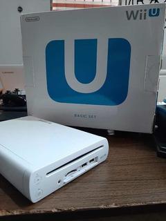Nintendo Wii U + 7 Juegos + Control Pro Original + 2 Wiimote