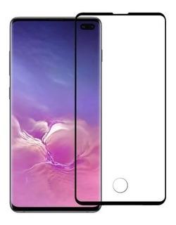 Película D Vidro Temperada 3d 5d Full Cover Galaxy S10+ Plus