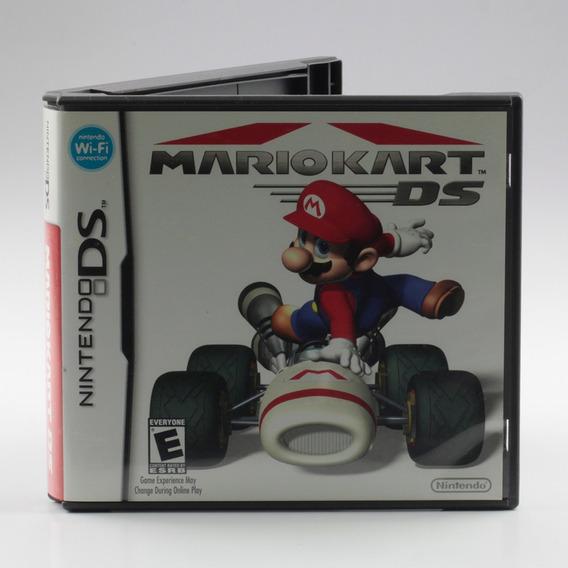 Mario Kart Ds Nintendo Ds Nds Original