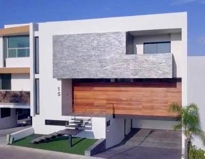 Casa Nueva Moderna En Venta En Coto Zona Virreyes, Zapopan