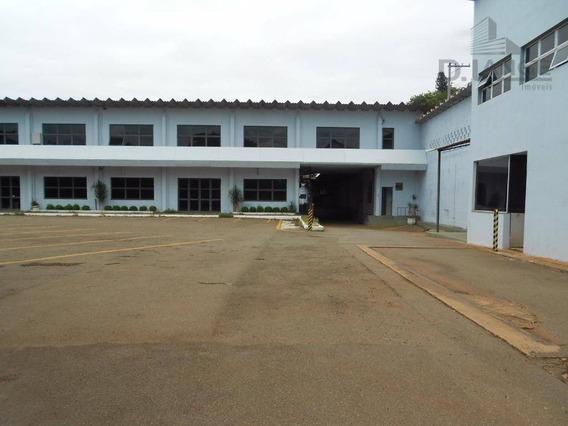 Prédio Comercial Para Locação, Parque Rural Fazenda Santa Cândida, Campinas. - Pr0356