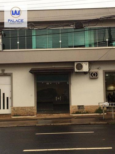 Imagem 1 de 5 de Sala Para Alugar, 49 M² Por R$ 2.000,00/mês - Vila Rezende - Piracicaba/sp - Sa0139