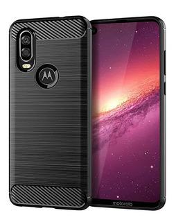 Funda Anti Impacto Exclusiva Para Motorola One Vision
