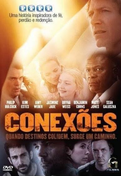 Dvd Filme Conexões - Graça Filmes Lacrado***