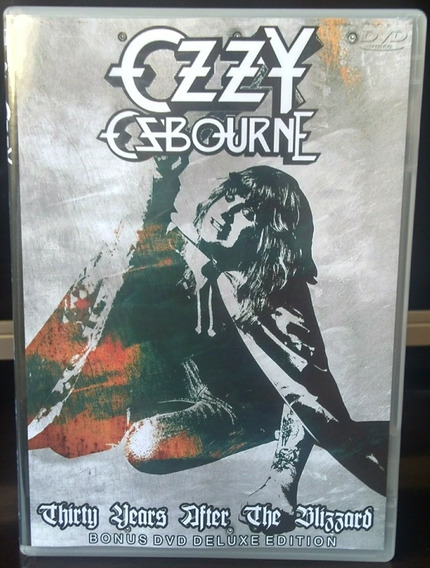 Ozzy Osbourne - Thirty Years After Blizzard