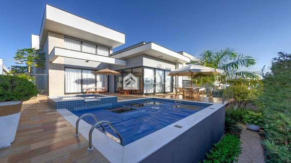 Casa À Venda Em Alphaville Dom Pedro 2 - Ca002915