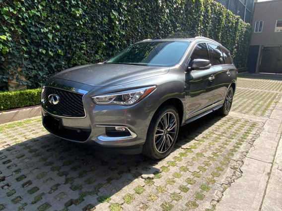 Infiniti Qx60 3.5 Perfection Plus Cvt 2018
