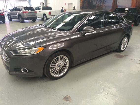 Ford Fusion Se Luxury
