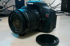 Câmera Canon T3i Com 2 Lentes