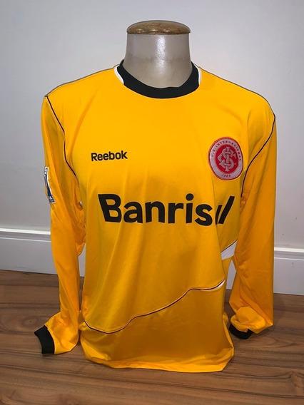 Camisa Inter Goleiro Reebok Mundial Fifa 2010 #1 Renan