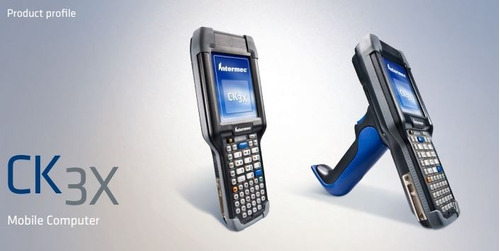 Terminal De Mano Mobile Computer Intermec Ck3xaa4m000w4400