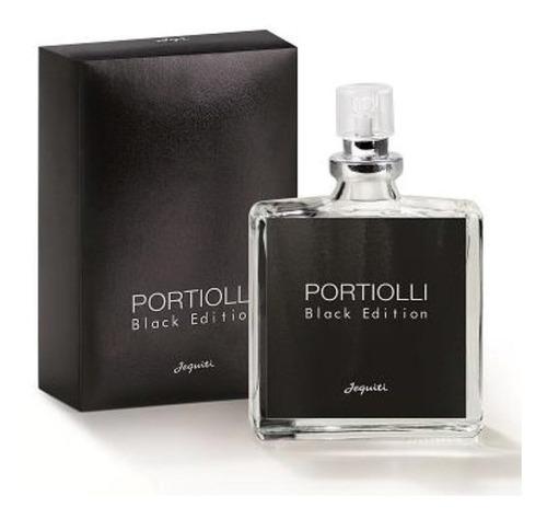 Deo Colônia Portiolli Black Edition 25ml - Jequiti