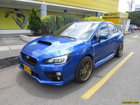 Subaru Wrx Cvt 2.0 Sedan At 4x4