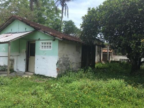 Chácara No Jardim Das Palmeiras, Em Itanhaém, Ref. 4927 S