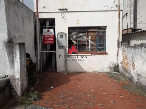 Imagem 1 de 5 de Terreno À Venda Em Tatuapé - Tp14021