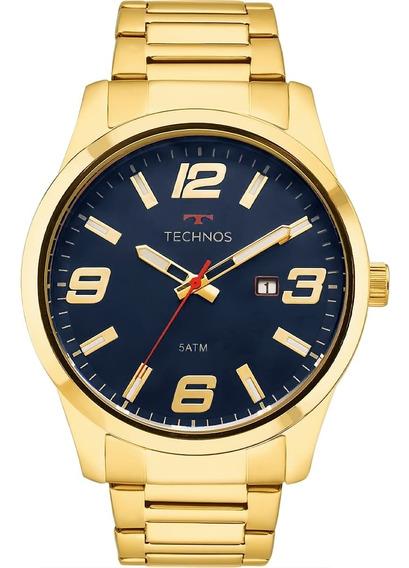Relógio Masculino Technos 2115mpi/4a Barato Original