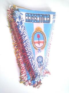 Oferta Lote Banderines Mundial Futbol Argentina 78 1978