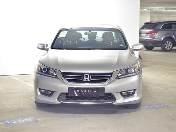 Honda Accord Aut 2.4 Exl 60.000 Kms Impecable 2014