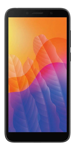 Imagen 1 de 6 de Huawei Y5p Dual SIM 32 GB negro 2 GB RAM