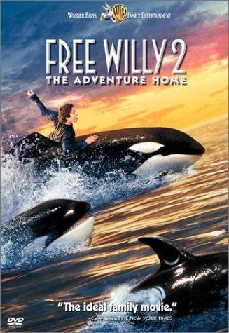 Dvd Free Willy 2 A Aventura Continua Dub + 1 Filme De Brinde