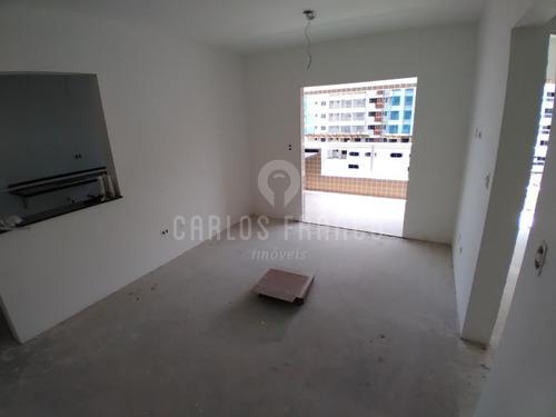 Imagem 1 de 15 de Apartamento Canto Do Forte  2 Dormitórios 1 Suite 1 Vaga - Cf69883