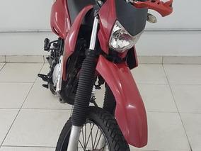 Yamaha Lander 250 Vermelha 2007/2007