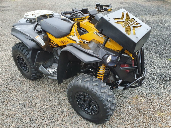 Quadriciclo Can Am Renegade 1000 Impecável