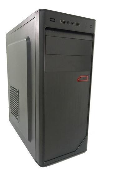 Desktop Core 2 Quad 4gb Ddr3 Hd 320gb + Brindes