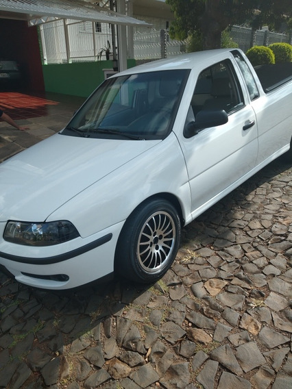 Volkswagen Saveiro Turbo