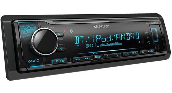 Radio Kenwood Km-bt322 Bluetooth Usb Spotify