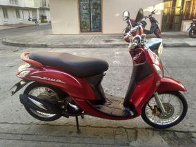 Yamaha Fino Mod 2016 Excelente Estado Venpermuto 14800 Km