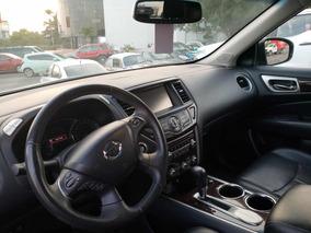 Nissan Pathfinder 3.5 Exclusive Mt 2014