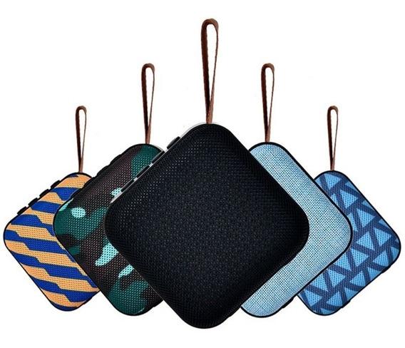 Super Caixa De Som Bluetooth Marca Exbom Compacta, Potente , Leve E Com Entrada Para Micro Sd, Cartão De Memoria!