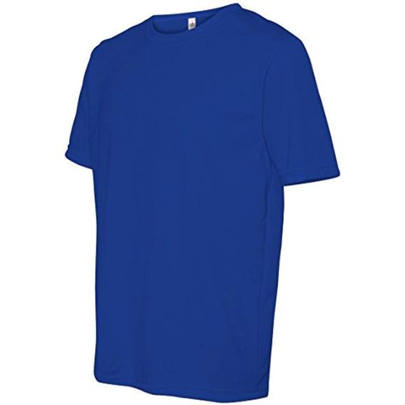 Camiseta De Manga Corta Alo Rendimiento Deportivo