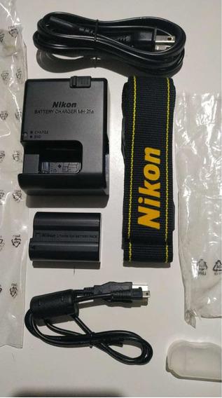 Kit Original Nikon En-el15 Nikon D7000 D7100 D7200 D800