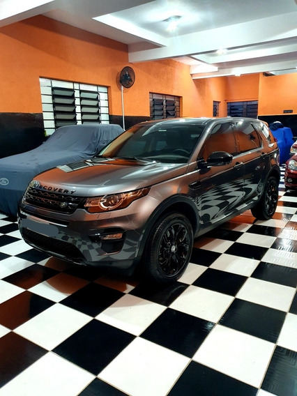 Land Rover Discovery Sport 2.0 Hse Si4 Flex 5p 2019