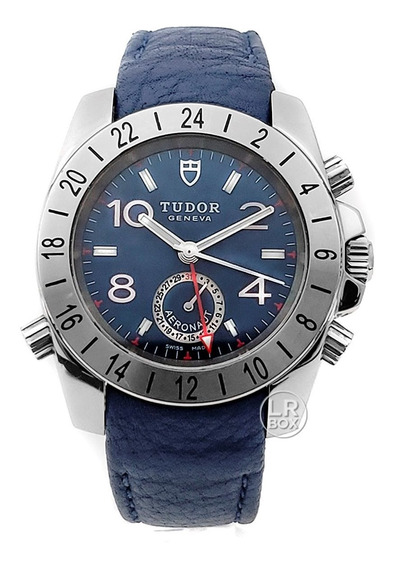 Tudor Sport Aeronaut Gmt Blue Dial 41mm 2016