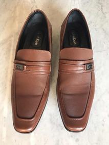 Klein De Marrones Calvin Zapatos Hombre tCxsdQhr