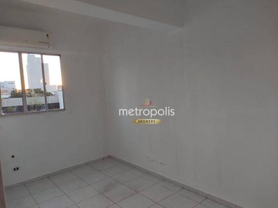Sala À Venda, 43 M² Por R$ 170.000,00 - Centro - São Caetano Do Sul/sp - Sa0478