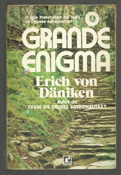 O Grande Enigma - Erich Von Daniken