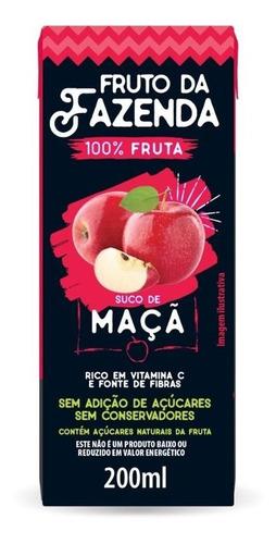 Imagem 1 de 1 de Suco De Maca 100% - Tetra 200ml
