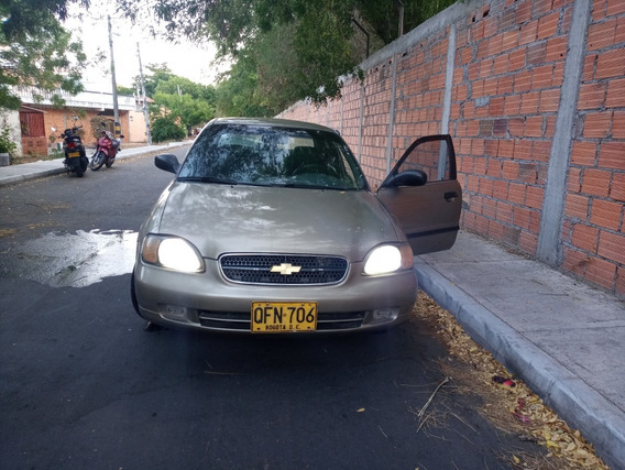 Chevrolet Esteem Glx 1.6 Full Equipo 2001